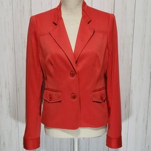 The Limited Coral Blazer Jacket